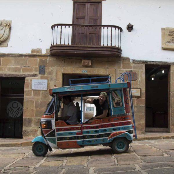 Tour Pueblitos Santander