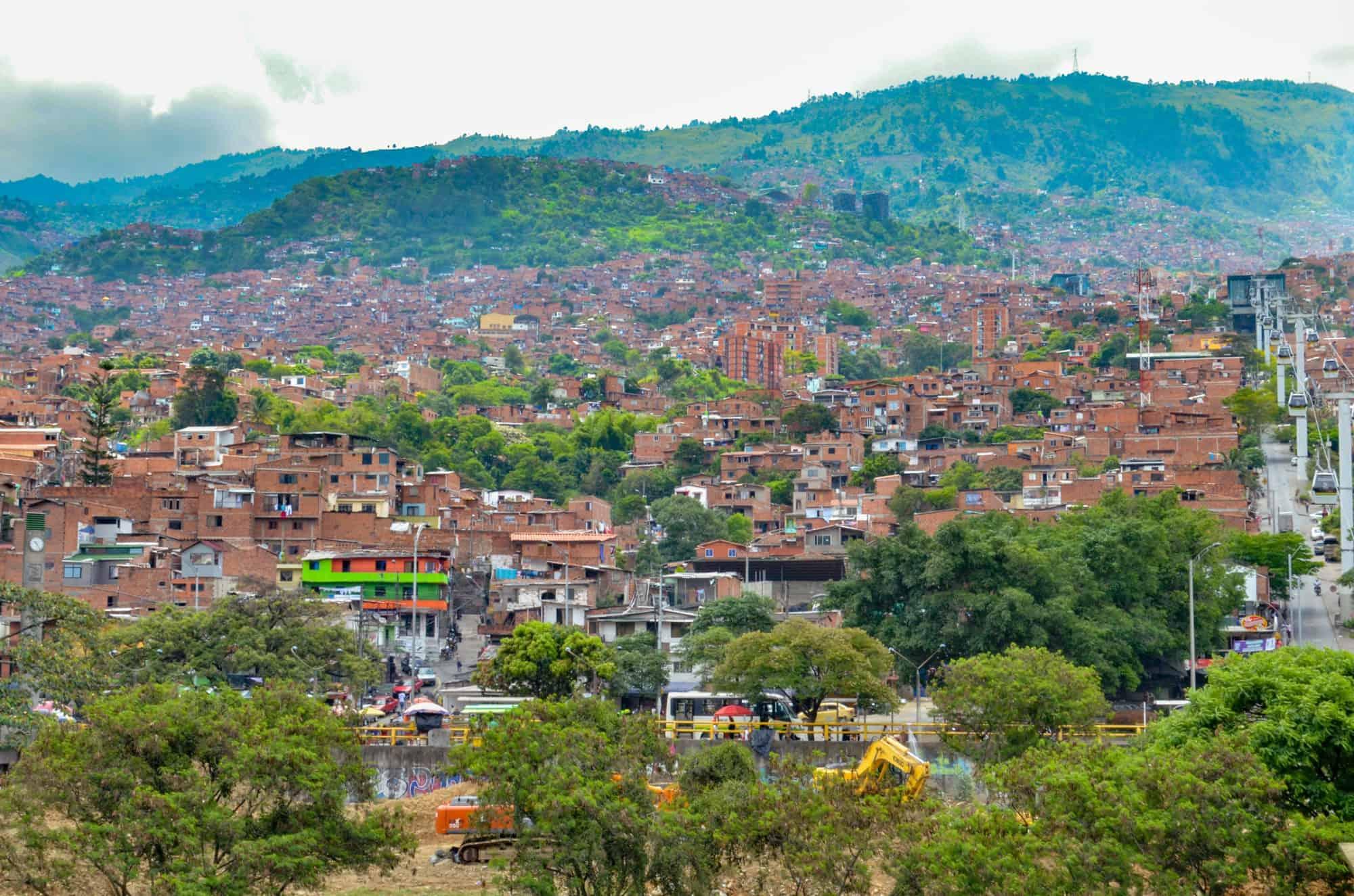 Arvi Natural Reserve Medellin