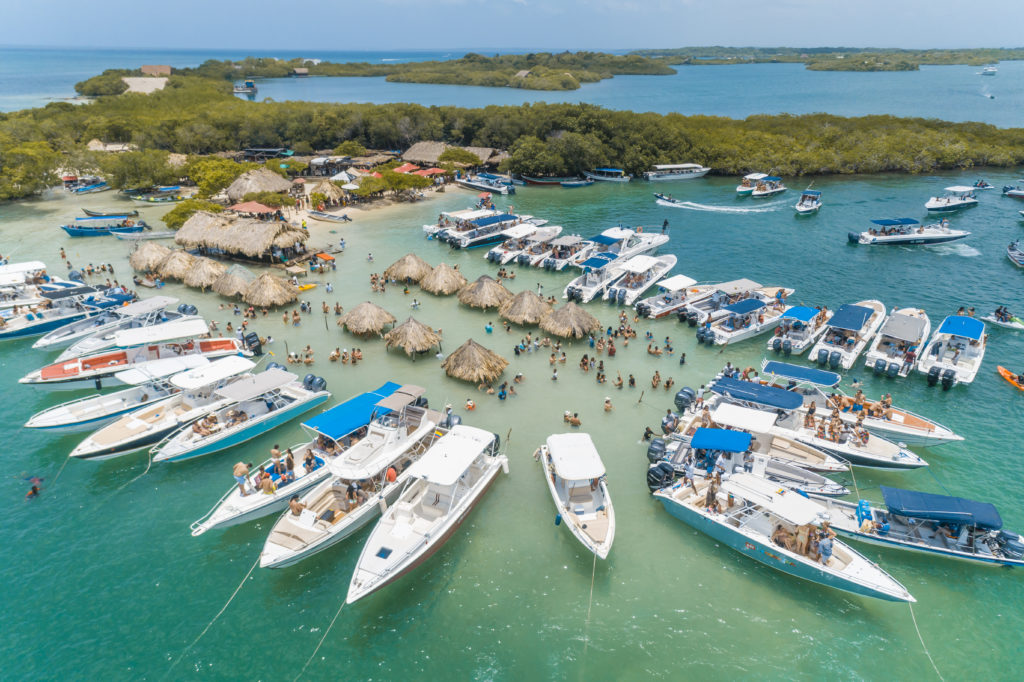 Boat and Yacht Rentals in Cartagena