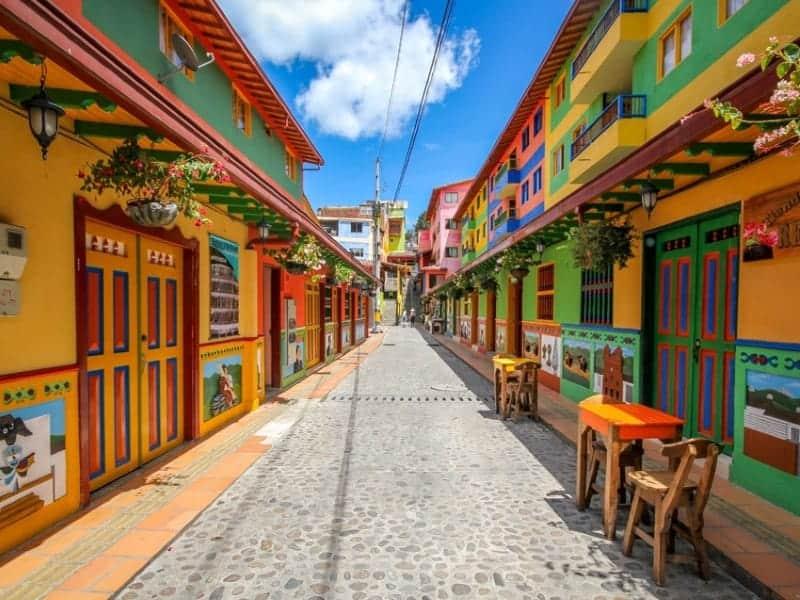 Guatape Medellin